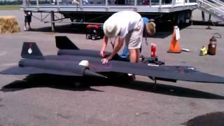 Jet World Masters 2011 SR 71