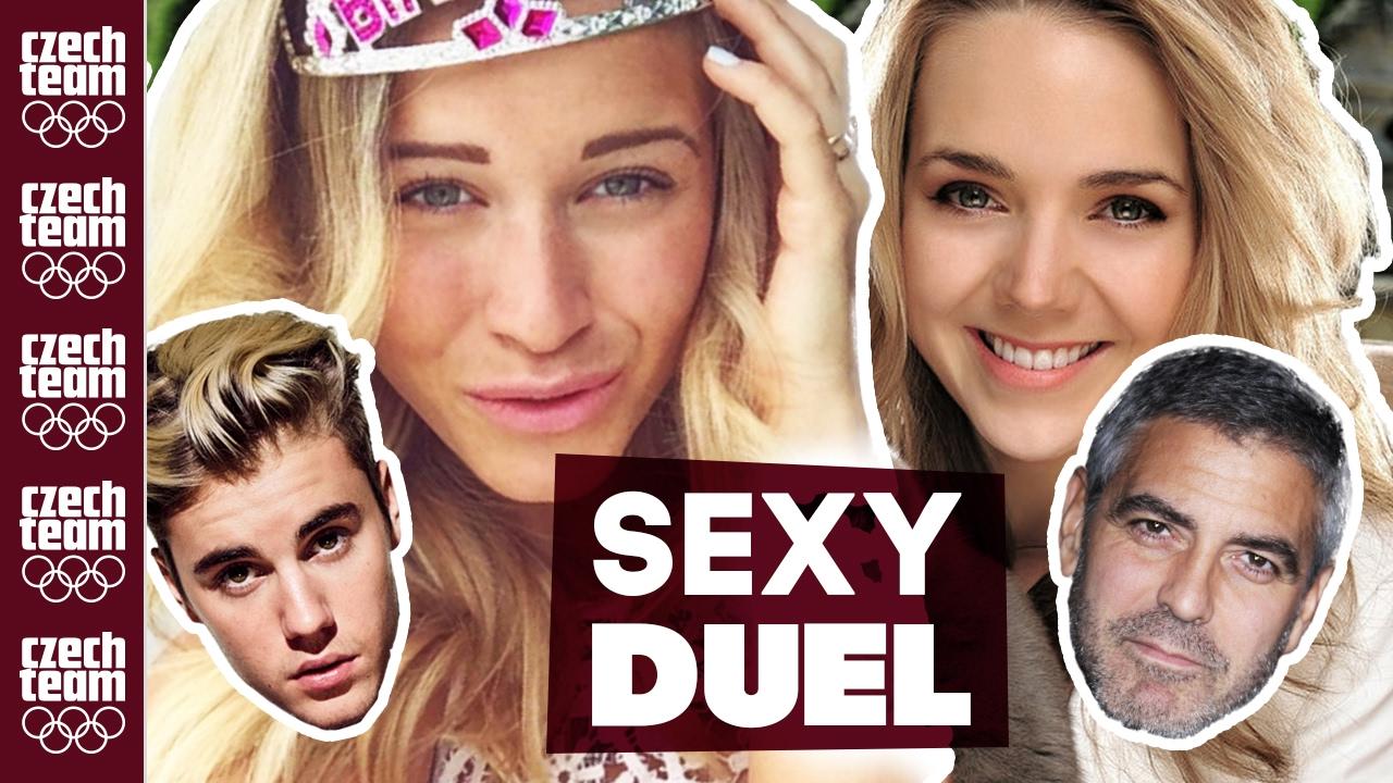 Sexy duel známých osobností! | FUNNY SRANDY