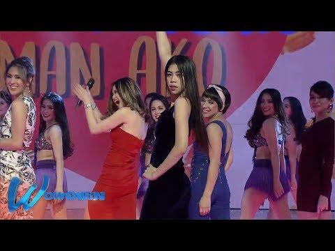"Wowowin: Dance with 'Sexy Hipon' Herlene's ""Talikodgenic Man Ako"" craze"