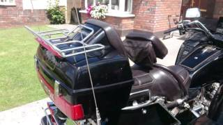 4. Honda Goldwing GL 1200 Interstate Friendship III sidecar