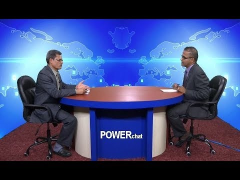 (Prof. Lekhnath Sharma in POWERchat with Laxman D. Pant - Duration: 26 minutes.)