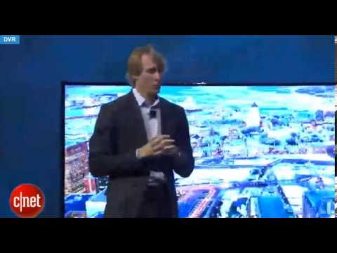 Michael Bay Has A Full On Anxiety Attack Onstage And Runs Away