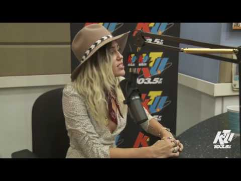 Miley Cyrus Reveals The One Song Of