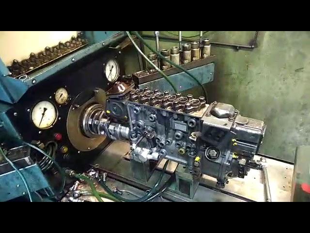 Ремонт ТНВД DAF в Пензе топливный насос автомобиля DAF