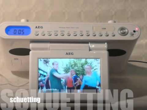 AEG Küchenradio