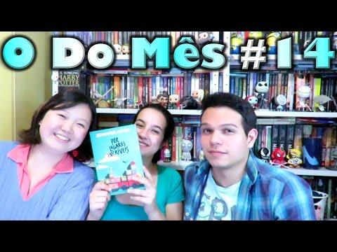 O Do Me?s #14 - Por Lugares Incri?veis | Cultura e Pro?xima Leitura