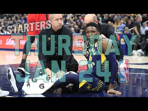 Video: NBA Daily Show: Jan. 24 - The Starters