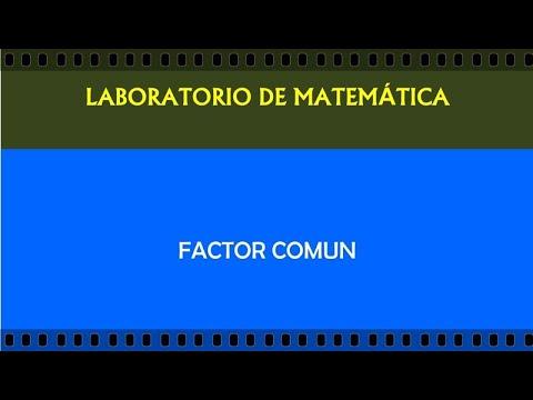 Vídeos Educativos.,Vídeos:Sacar factor común