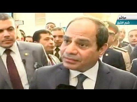 Αίγυπτος: Στο Σαρμ Ελ Σέιχ ο πρόεδρος Σίσι