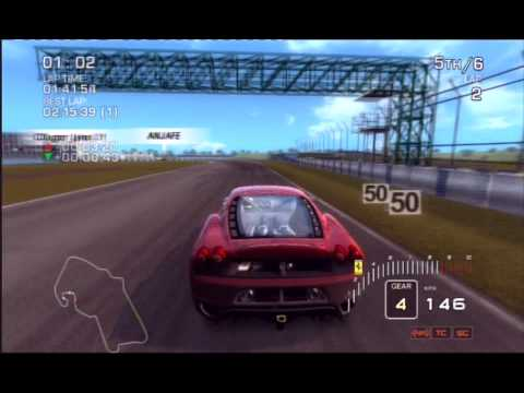 Ferrari : The Race Experience Playstation 3