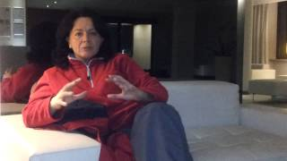 Preparazione traversata atlantica Daniela Bianchi