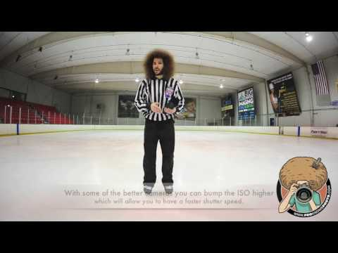 Digital Photography - Photographing Ice Hockey How-To