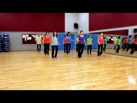 Dream Lover – Line Dance (Dance & Teach in English & 中文)
