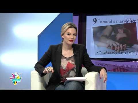 pasdites - 10 të mirat e marrëdhënieve seksuale! (27 nëntor 2013