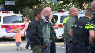 Arrestatieteams rukken uit naar Dierenpark