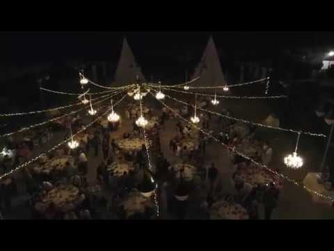 Iluminación Chandelier - Kokko Eventos