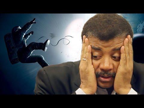 Neil deGrasse Tyson o filmu Gravitace