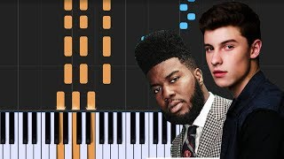"""Video Shawn Mendes - """"Youth"""" ft Khalid Piano Tutorial - Chords - How To Play - Cover MP3, 3GP, MP4, WEBM, AVI, FLV Juni 2018"""