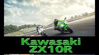 9. 2018 Kawasaki Ninja ZX-10R SE - Best Superbike - Isle of Man TT