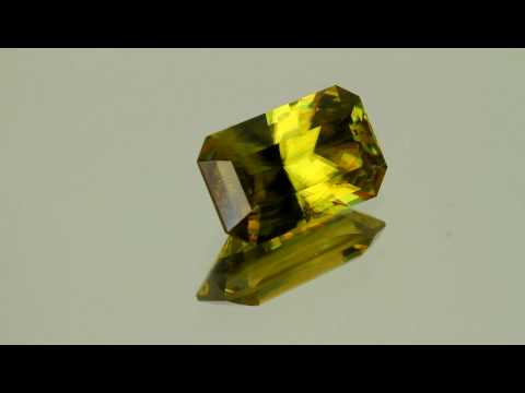 Rare Sphene from Madagascar Weighs 7.46 Carats