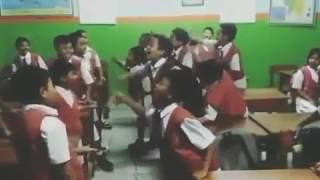 Jak School SD, Forza Persija !!!