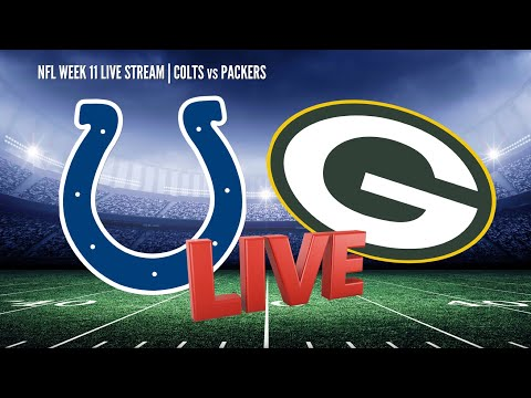 Indianapolis Colts vs Green Bay Packers Week 11 2020 LIVE Reaction Stream