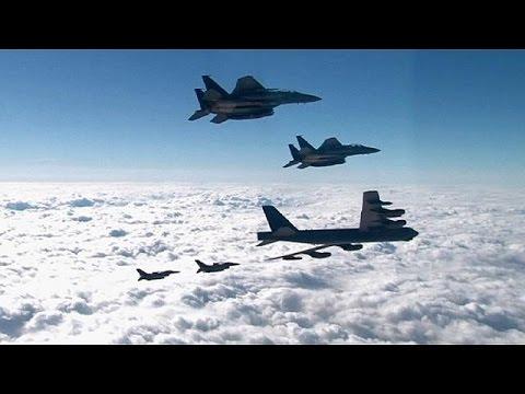 Ν. Κορέα: Προς ενίσχυση της αμερικανικής στρατιωτικής παρουσίας