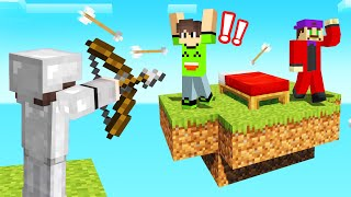 Video PLAYING BED WARS For The FIRST TIME EVER! (Minecraft) MP3, 3GP, MP4, WEBM, AVI, FLV Agustus 2019