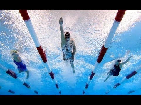 Katie Ledecky sets fastest US time this season! | Women's 200m Freestyle A Final