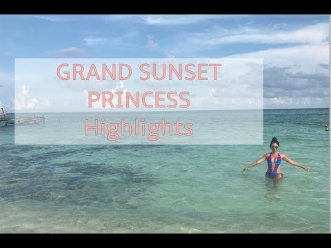 Grand Sunset Princess, Riviera Maya - Highlights