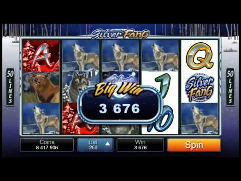 Silver Fang SLOT GAME [GoWild casino]