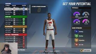 MY OFFICIAL NBA 2K20 BUILD! BEST BUILD IN NBA 2K20 FOR GUARDS!