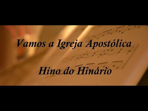 Vamos a Igreja Apostólica