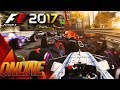 MONACO ROADBLOCK - F1 2017 Multiplayer