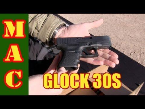 Glock 30S SHOT Show 2013