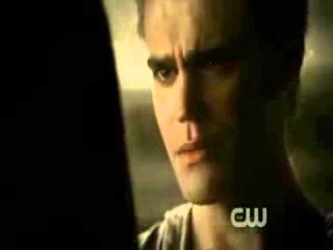 TVD 2x06 Last Scene Between Elena And Stefan - Wires - Athlete