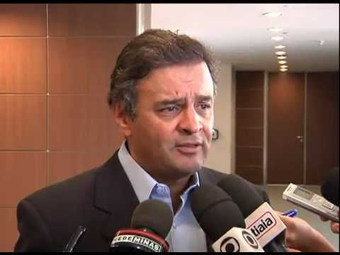 Entrevista Senador Aécio Neves no Palácio Tiradentes 17-01-2011