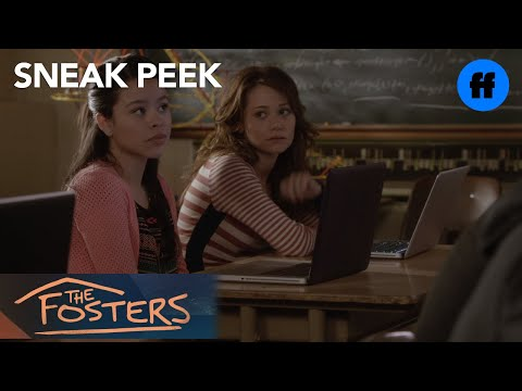 The Fosters 2.20 (Clip)