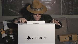 Tengo una PlayStation 4 PRO (unboxing con Dross)