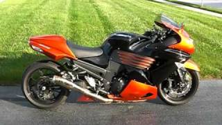 7. 2009 ZX14 Special Edition