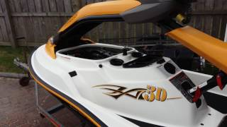 4. Seadoo 3d 2005 for sale running on hose
