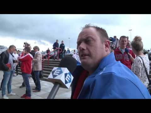 Eerste reacties na goede nieuws FC Twente