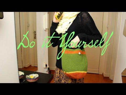 Tasche häkeln *ganz einfach*  Do it Yourself   *DIY*