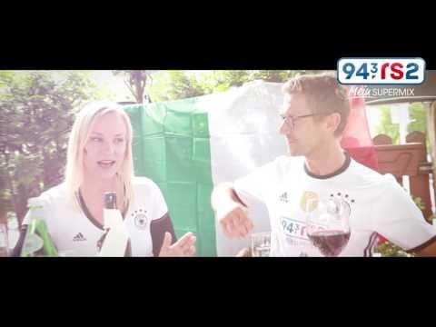 Németország - Olaszország foci EB 2016 negyeddöntő