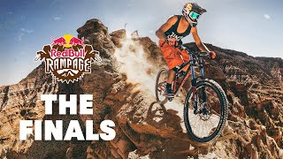 Red Bull Rampage Finals - FULL SHOW from Virgin, Utah, United States