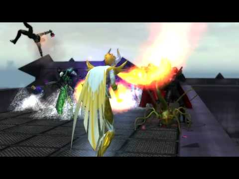 Watch City of Heroes - Freedom Trailer