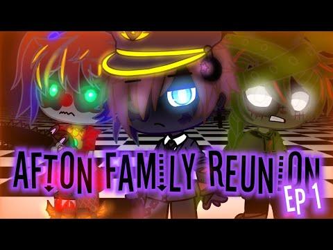 Afton Family Reunion Episode 1    The Fire    My AU    FNaF    Gacha Club    DISCONTINUED