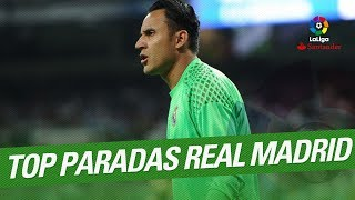 Enjoy with the 10 Best Saves of Keylor Navas, Real Madrid's goalkeeper:10.- Real Madrid vs UD Las Palmas9.- Real Madrid vs Athletic Club8.- Valencia CF vs Real Madrid7.- Real Madrid vs FC Barcelona6.- Athletic Club vs Real Madrid5.- Real Madrid vs Sevilla FC4.- Osasuna vs Real Madrid3.- Real Madrid vs FC Barcelona2.- Real Madrid vs Real Betis1.- Malaga CF vs Real MadridSubscribe to the Official Channel of LaLiga in High Definition http://goo.gl/Cp0tCLaLiga Santander on YouTube: http://goo.gl/Cp0tCLaCopa on YouTube: http://bit.ly/1P4ZriPLaLiga 123 on YouTube: http://bit.ly/1OvSXbiFacebook: https://www.facebook.com/lfpoficialTwitter: https://twitter.com/LaLigaInstagram: https://instagram.com/laligaGoogle+: http://goo.gl/46Py9