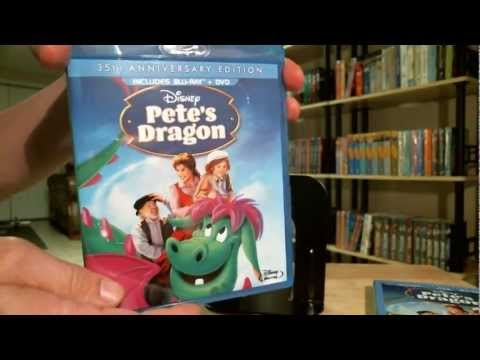 Pete's Dragon 35th Anniversary Blu-Ray