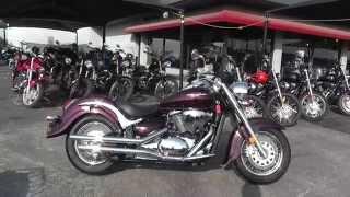 5. 102586 - 2009 Suzuki Boulevard C50 VL800 - Used Motorcycle For Sale